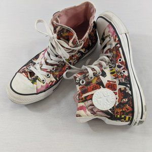 Converse High Top Women Sneakers Rose